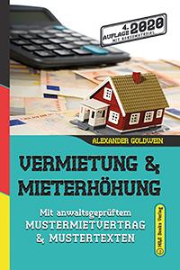 Vermietung und Mieterhöhung Übersicht Fachbücher Immobilien